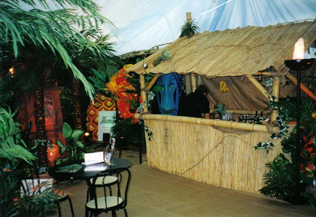 Bamboo Shack Bar